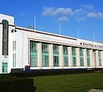 HOOVER BUILDING – FROM FACTORY TO FLATS