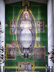 Graham Sutherland Tapestry Coventry Cathedral